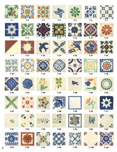 Talavera tiles for kitchen backsplash