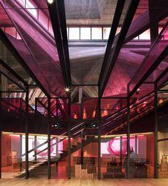 interior design, architects, buckets, behance, architecture, wine cellars, olarra wineri, bucket lists, alex o'loughlin