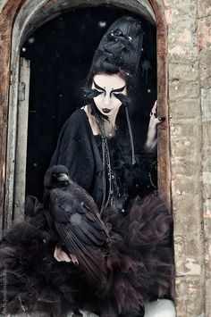 Raven by Angirias