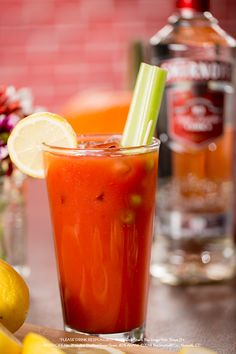 Our favorite way to have a Bloody Mary? With a little spice and lots of friends. Make this delicious recipe with 1.5 oz of Smirnoff No. 21 Vodka, 4 oz of tomato juice, .5 oz of Worcestershire sauce, and garnish with olives, celery, and a lime! Enjoy!