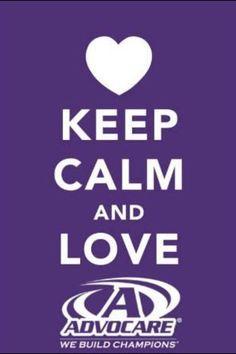 Love Love Advocare!