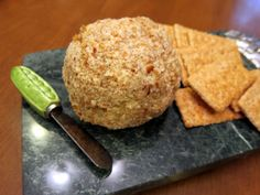 Mozzarella Cheese Ball | Plain Chicken