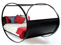 Rocking Bed.