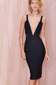 Faddoul Olympia Dress   Shop Clothes at Nasty Gal