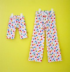 christmas time, sewing machines, pattern, gift ideas, pj pant