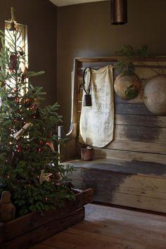 Cook's Primitive Christmas - Magdalen Blue Photography -- Sarah Bogert