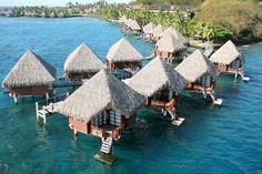 Tahiti.. Honeymoon?!  I think so!