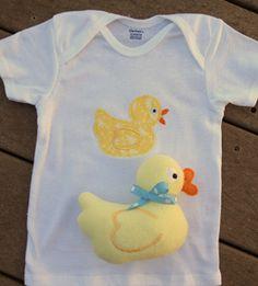 In The Hoop :: Softie Toys :: Duckie Softies - Embroidery Garden In the Hoop Machine Embroidery Designs