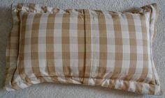 Diy Pillow Shams: Diy Pillow Shams. Site has all kinds of cute!!! Pillows