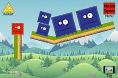 A great Free Physics Game from the popular Math Games site HoodaMath.com