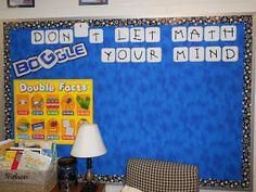Game Board Classroom Theme