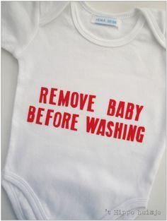 remove baby