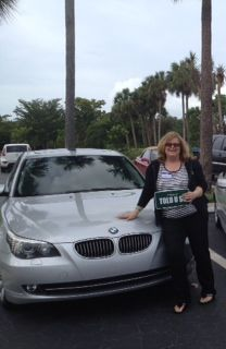 """Holla..are you listening??? This is HUGE!! I earned my FREE BMW in less than 90 days!!"" - Darlene Greene Provo"