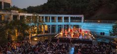 Sunset Concerts at the Skirball