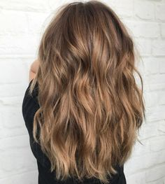 Long Layered Haircut