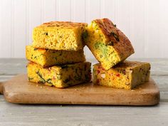 Jazz up cornbread with this easy mix-and-match recipe from #FNMag.
