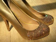 Zapatos convierten ....