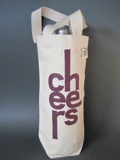 Make reusable wine bags.