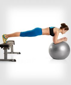 CHALLENGE YOURSELF! This plank variation can make your abs workout even more effective: http://www.womenshealthmag.com/fitness/plank-exercise?cm_mmc=Pinterest-_-womenshealth-_-content-fitness-_-makeplanksharder