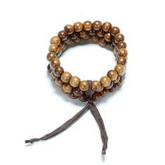 not to worry teak wood bracelet set of 3 #dogeared #nottoworrybeads #festival