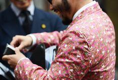 jacket, hello kitti, tommi ton, street styles, men fashion, menswear, kitti blazer, blazers, hello kitty
