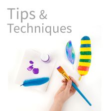 Idea Gallery & DIY from The Feather Place : Tips and Techniques for working with feathers! #thefeatherplace #feathers #workingwithfeathers