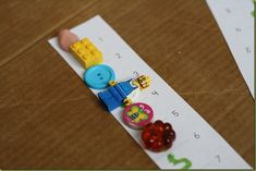Measuring activities with free printable for Leo Lionni's Inch By Inch {Royal Baloo}