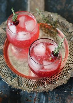 Grilled Cherry Sour