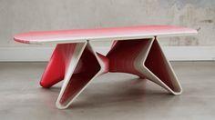 Coffee table - Dirk van der Kooij