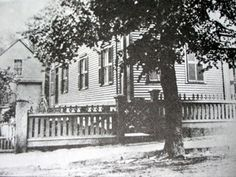July 19, 1860: Born, Lizzie Borden. Contrary to popular belief, Lizzie Borden was actually acquitted of the murder of her father and stepmother. The house where the murders took place, seen above, is now a bed and breakfast.