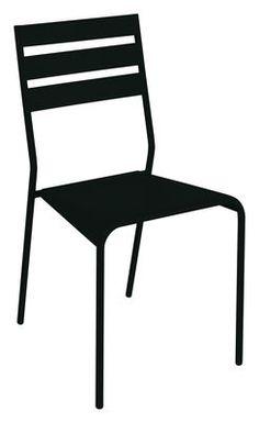 Facto outdoor Chair - fermob