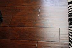 Laminate oak flooring from Sam's Club