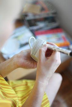 porcelain pens