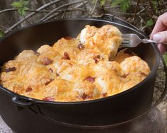 Camping Recipes.  This is a GOLDMINE of camping recipes!