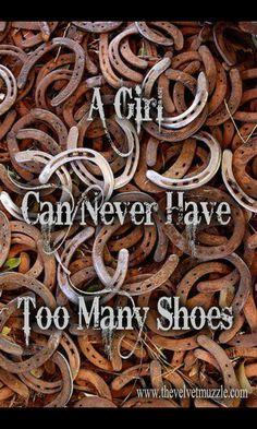 #horseshoes