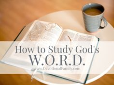 Are you looking for a way to go deeper into your bible study? Megan is sharing how she studies God's Word verse by verse.