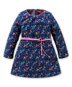 This Blue Dolce Dress - Infant & Toddler by Oilily is perfect! #zulilyfinds