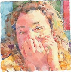 Ted Nuttall, watercolors