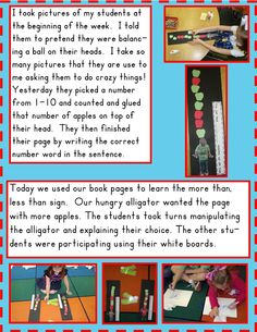 Golden Gang Kindergarten: Dr. Seuss - 10 Apples On Top activity good for number recognition gang kindergarten, 10 appl, idea, seuss unit, golden gang, drseuss, apples, seuss week, dr seuss