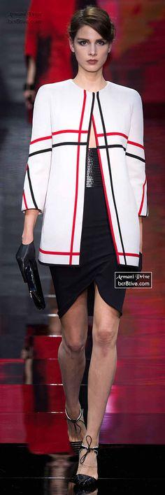 Armani Privé Haute Couture Fall Winter 2014-15 Collection