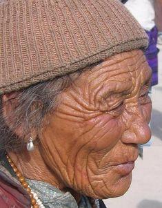 Elder from Ladakhi