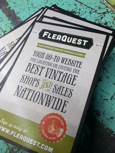 find flea markets soon : http://www.fleaquest.com/     Flea Market Style: FleaQuest