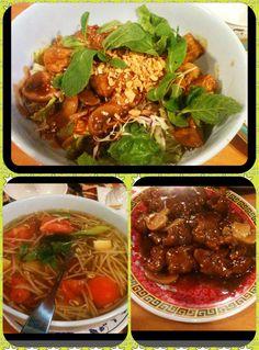vegetarian food!