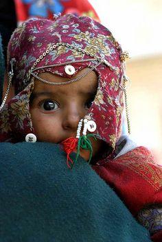 Kashmir Closeup