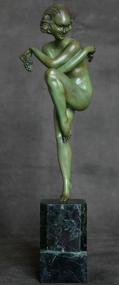 escultura, faguay 1892, faguay edit, 3d art, sculptur, le faguay, art deco, pierr le
