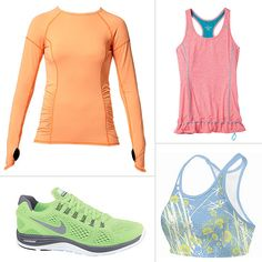 Spring Fitness Clothing