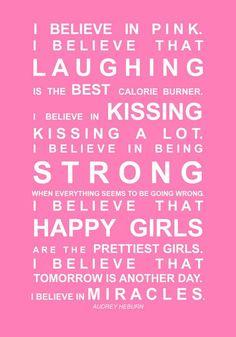 We love happy girls