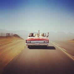 road trips <3