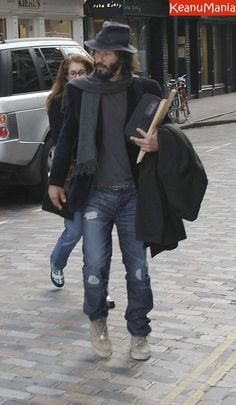 keanu at london