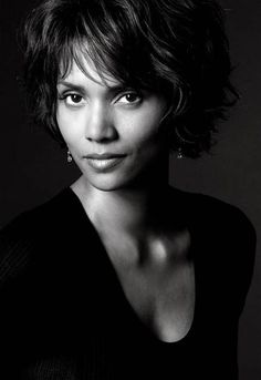 Halle Berry by Greg Gorman
